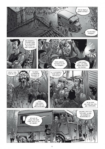 Page 2 Freaks' squeele tome 7