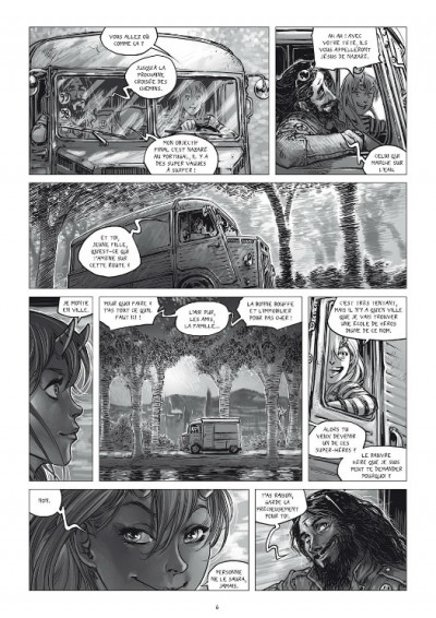 Page 4 Freaks' squeele tome 7