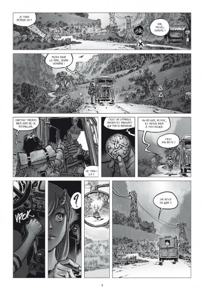 Page 5 Freaks' squeele tome 7