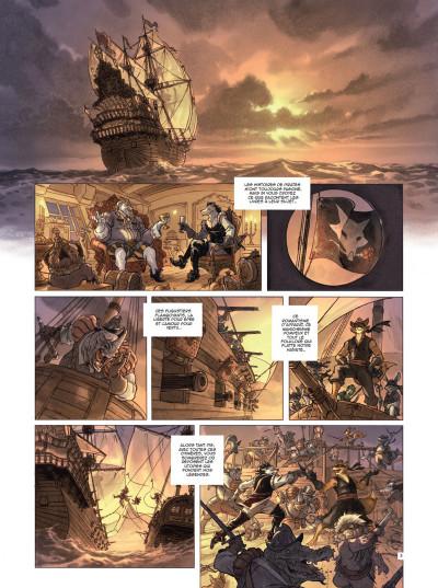 Page 1 Jim Hawkins tome 1