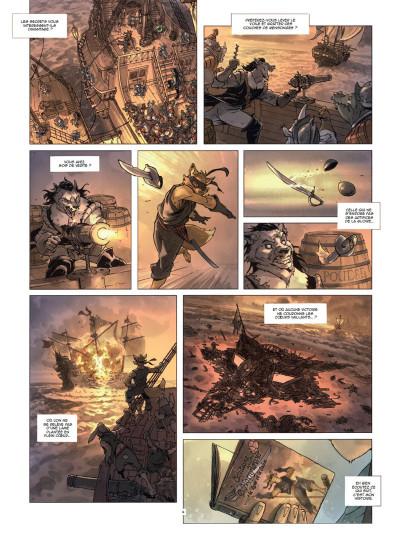 Page 2 Jim Hawkins tome 1