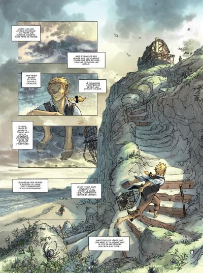 Page 3 Jim Hawkins tome 1