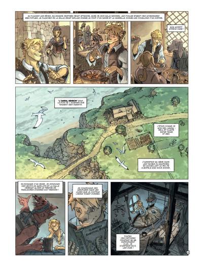 Page 4 Jim Hawkins tome 1