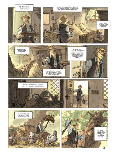 Page 5 Jim Hawkins tome 1