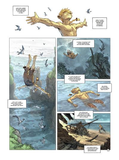 Page 6 Jim Hawkins tome 1