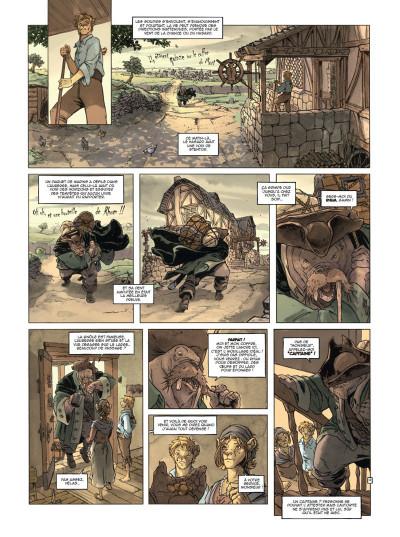 Page 7 Jim Hawkins tome 1