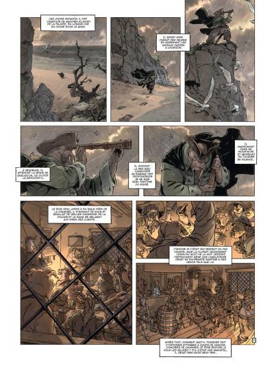 Page 8 Jim Hawkins tome 1