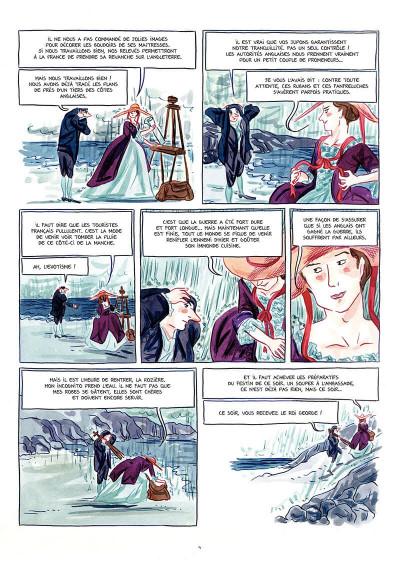 Page 5 Le chevalier d'Éon tome 2