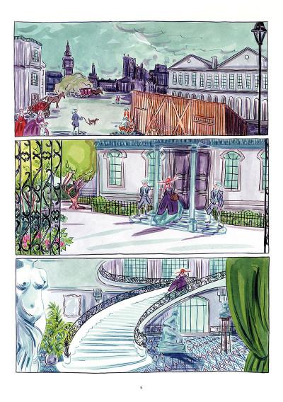 Page 7 Le chevalier d'Éon tome 2