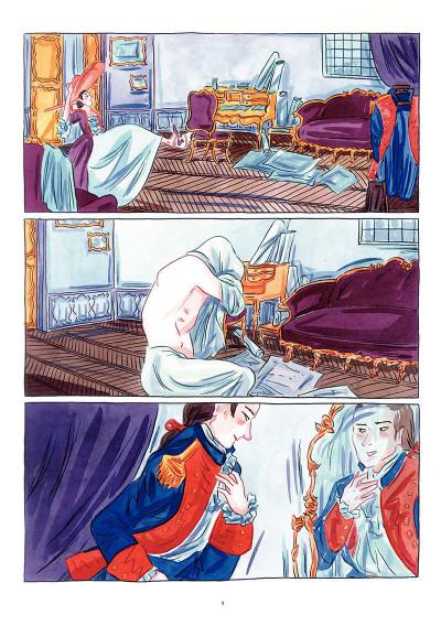 Page 8 Le chevalier d'Éon tome 2