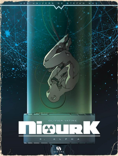 Couverture Niourk tome 3