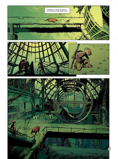 Page 5 Niourk tome 3