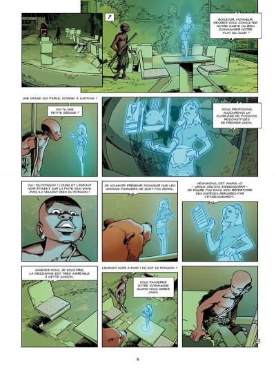 Page 6 Niourk tome 3