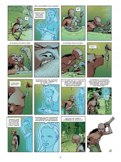 Page 7 Niourk tome 3