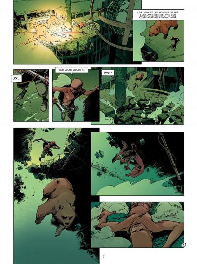 Page 8 Niourk tome 3