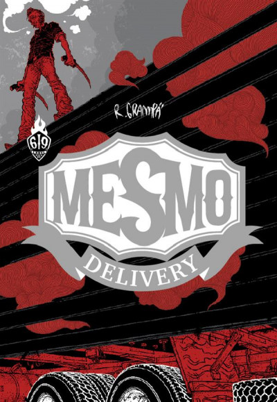 Couverture mesmo delivery