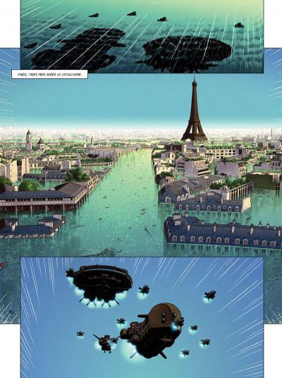 Page 4 La peur géante tome 2 - l'ennemi des profondeurs