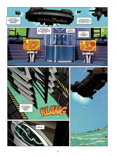 Page 5 La peur géante tome 2 - l'ennemi des profondeurs
