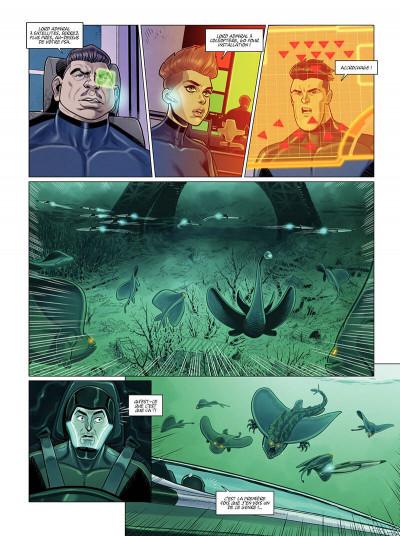 Page 8 La peur géante tome 2 - l'ennemi des profondeurs