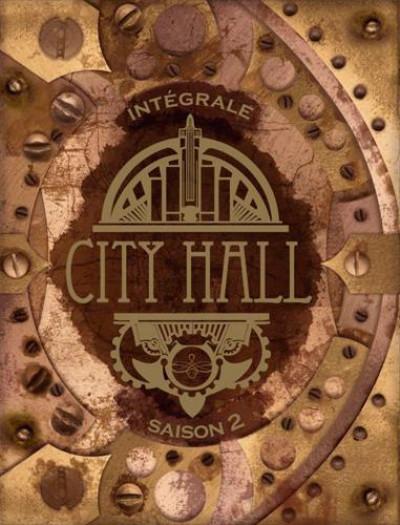 Couverture Coffret City Hall saison 2