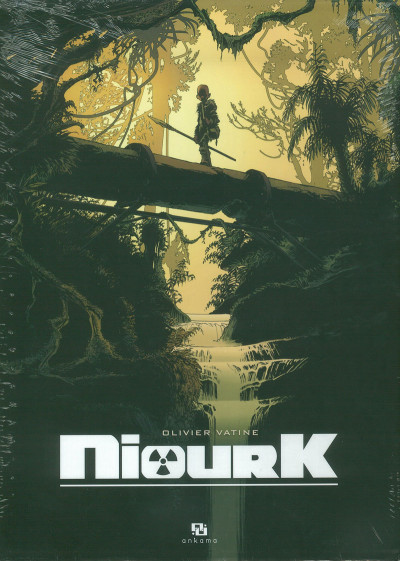 Couverture Niourk tome 3 - coffret + cale