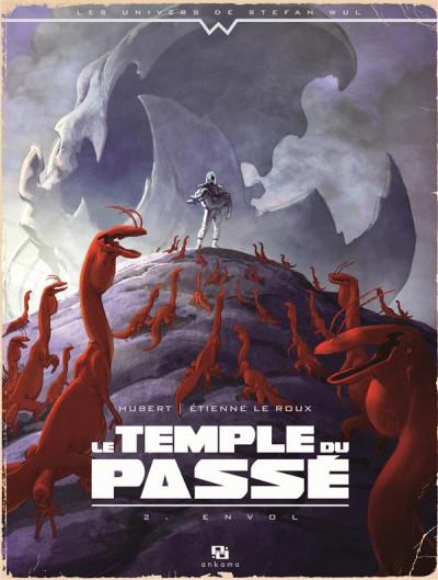image de Le temple du passé tome 2 - Envol