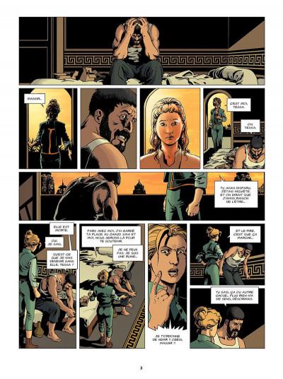 Page 4 Le temple du passé tome 2