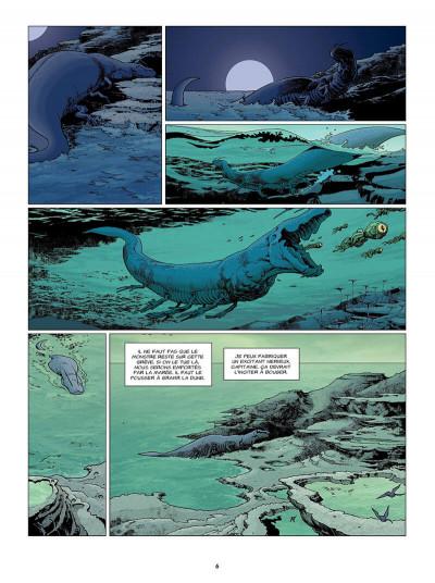 Page 7 Le temple du passé tome 2