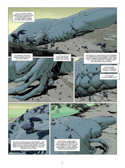 Page 8 Le temple du passé tome 2