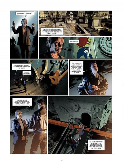 Page 5 Expérience mort tome 3