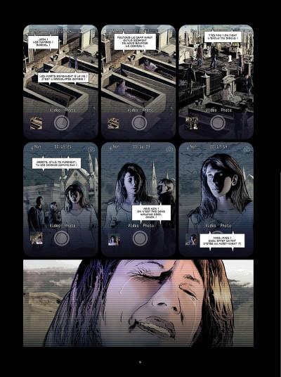 Page 7 Expérience mort tome 3