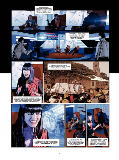 Page 8 Expérience mort tome 3