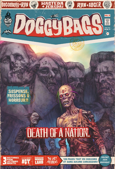 Couverture Doggybags tome 9