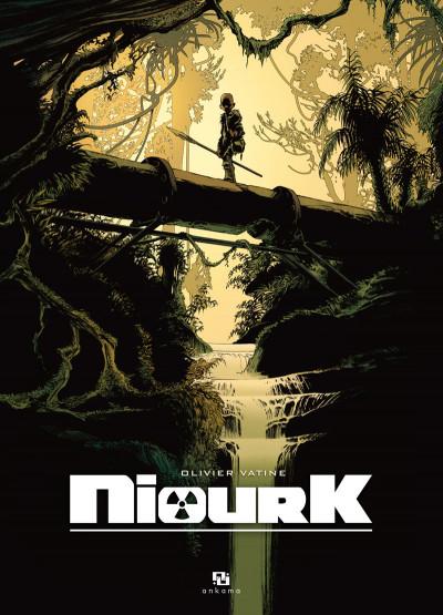 Couverture Niourk coffret intégrale