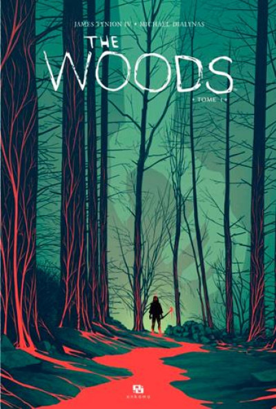 Couverture The woods tome 1