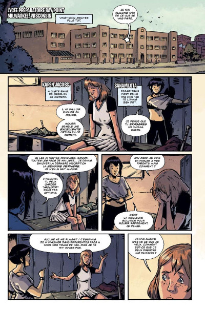 Page 2 The woods tome 1