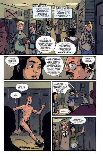 Page 4 The woods tome 1