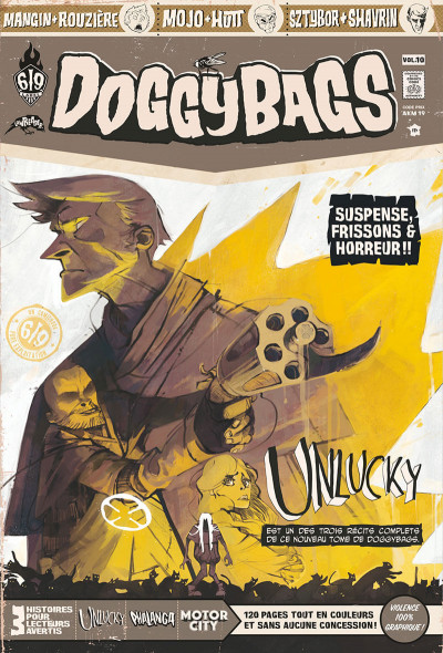 Couverture Doggybags tome 10