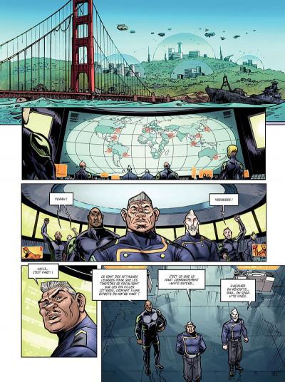 Page 8 La peur géante tome 3