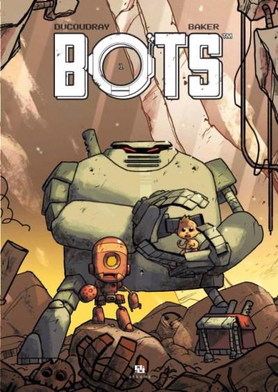 Couverture Bots tome 1