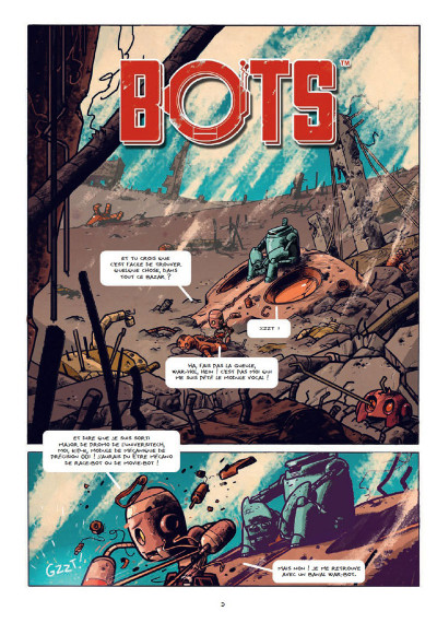 Page 1 Bots tome 1