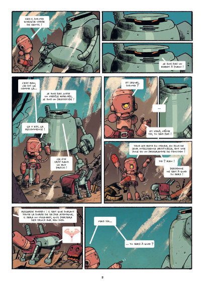 Page 3 Bots tome 1