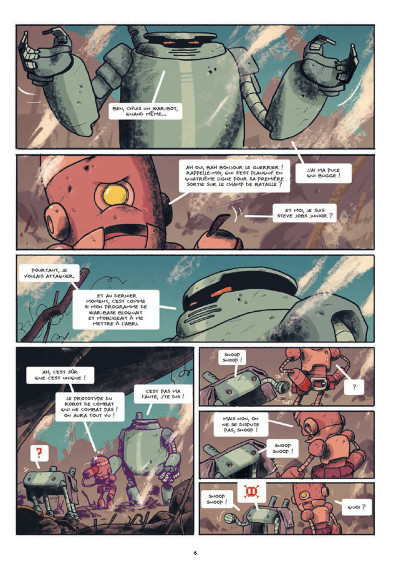 Page 4 Bots tome 1