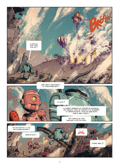 Page 5 Bots tome 1