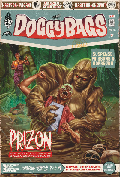 Couverture Doggybags tome 11
