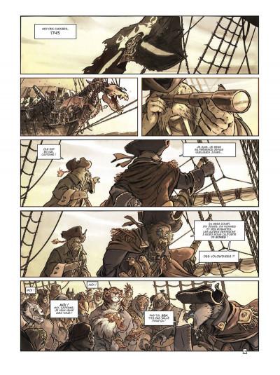 Page 1 Jim Hawkins tome 2