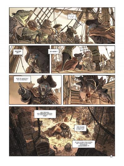 Page 2 Jim Hawkins tome 2