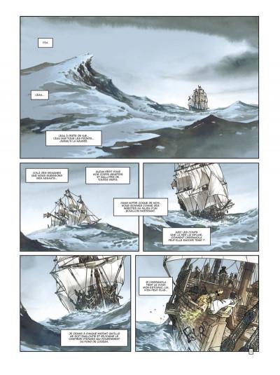 Page 3 Jim Hawkins tome 2