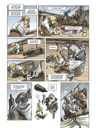 Page 4 Jim Hawkins tome 2