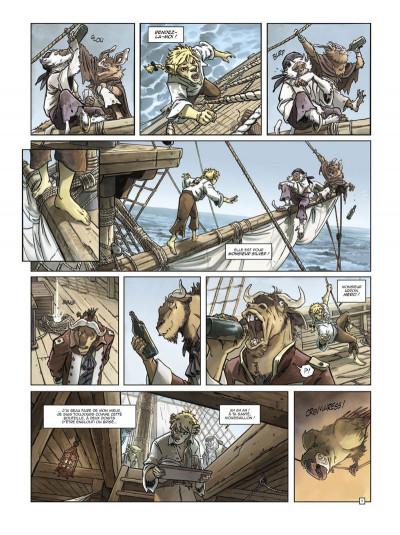 Page 5 Jim Hawkins tome 2